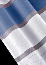 Voilage imprimé rayures horizontales (1 pce.), bpc living bonprix collection