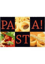 Tapis de protection imprimé pasta, bpc living bonprix collection