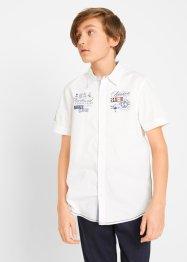 Chemise à manches courtes, Slim Fit, bpc bonprix collection