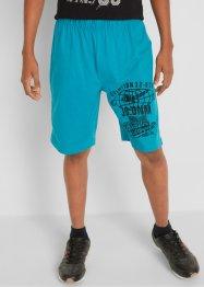 Lot de 2 shorts en jersey, bpc bonprix collection