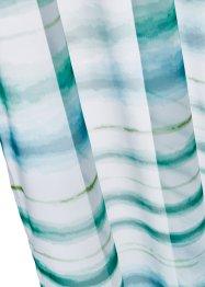 Voilage transparent imprimé rayures (1 pce.), bpc living bonprix collection