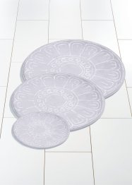 Tapis de bain rond à mémoire de forme, bpc living bonprix collection