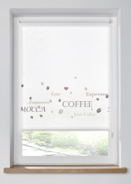 Store enrouleur brise-vue motif café, bpc living bonprix collection