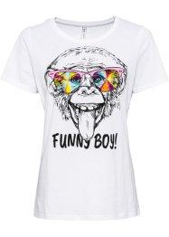 T-shirt à imprimé, RAINBOW