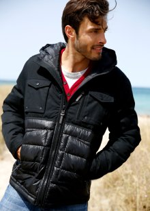 Blouson Regular Fit, bpc bonprix collection, noir