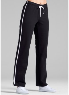 Pantalon de jogging, bpc bonprix collection, noir