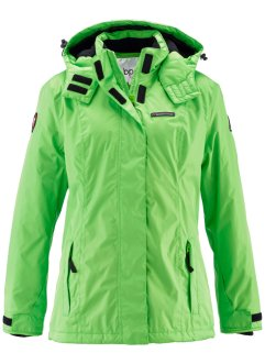 Veste fonctionnelle, bpc bonprix collection, vert anis