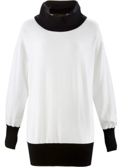 Pull, bpc selection, blanc/noir