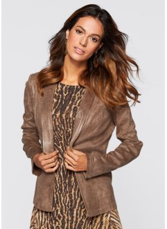 Veste, bpc selection, marron clair