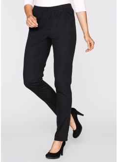 Legging extensible slim, bpc bonprix collection, noir