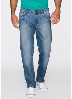 Jean Cool Max Regular Fit Straight, John Baner JEANSWEAR, bleu moyen used