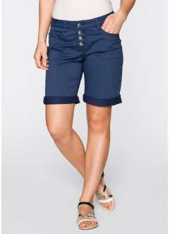 Bermuda boyfriend, bpc bonprix collection, indigo