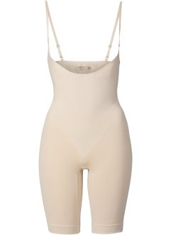 Combinaison modelante sans coutures, bpc bonprix collection, nude