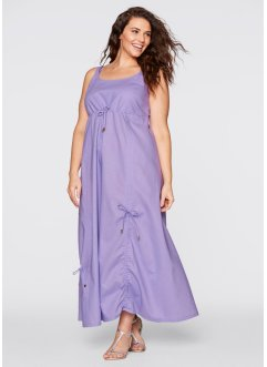 Robe lin, bpc bonprix collection, mauve