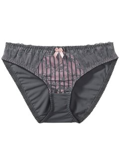 Slip, bpc selection, anthracite/rose tendre