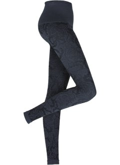 Legging confortable sans coutures, bpc bonprix collection, imprimé