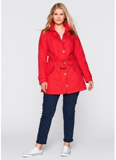 Trench-coat, bpc bonprix collection, fraise