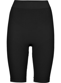 Cycliste modelant seamless, bpc bonprix collection, noir