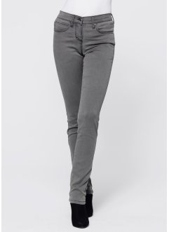 Jean extensible Mega Stretch, bpc selection, gris denim