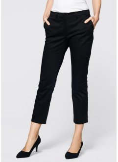 Pantalon extensible 7/8, bpc selection, noir