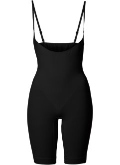 Combinaison modelante sans coutures, bpc bonprix collection, noir