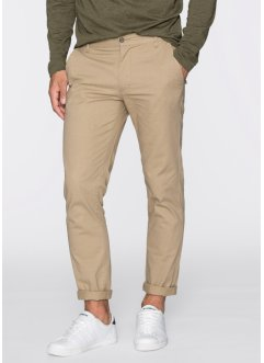 Pantalon Slim Fit Straight, RAINBOW, bleu foncé