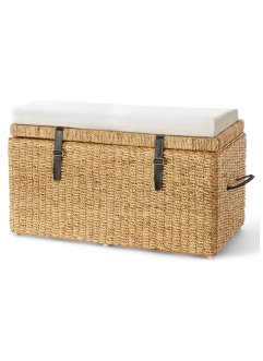 Banc coffre Helena, bpc living, naturel