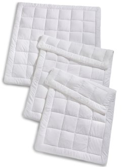 Couette polaire Polar Fleece, bpc living, blanc