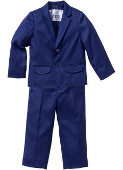 Costume (2 pces.), bpc bonprix collection, bleu nuit