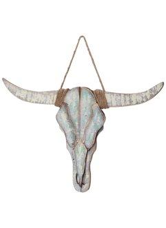 Applique mural pratique au meilleur prix bonprix for Decoration murale tete de taureau