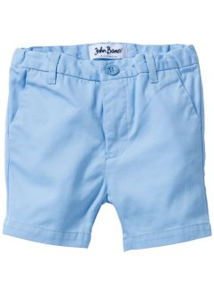 Short chino, John Baner JEANSWEAR, bleu clair