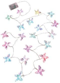 Guirlande lumineuse à LED Papillons, bpc living bonprix collection