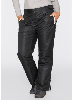 Pantalon thermo fonctionnel, bpc bonprix collection, noir