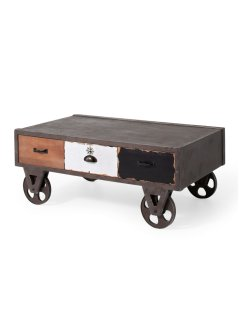 Table basse Madison, bpc living, gris