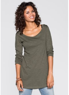 T-shirt manches longues, RAINBOW, olive