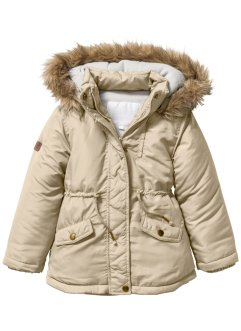 Blouson long mode, bpc bonprix collection, beige