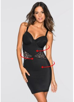 Robe sculptante, bpc bonprix collection, noir