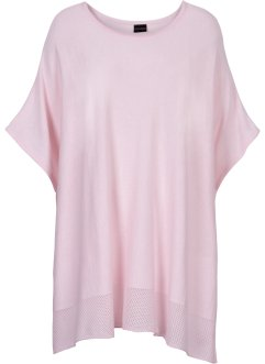 Pull cape, BODYFLIRT, rose quartz