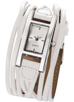 Montre Estelle, bpc bonprix collection, blanc