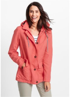 Veste outdoor, bpc bonprix collection, corail