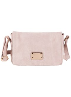Sac en cuir, bpc bonprix collection, nude