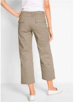 Pantalon extensible 7/8, bpc bonprix collection