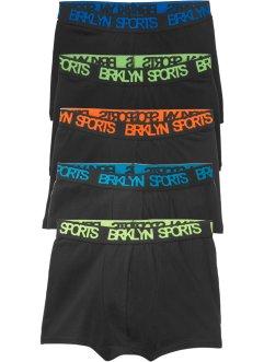 Lot de 5 boxers, bpc bonprix collection