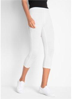 Lot de 2 leggings corsaire extensibles, bpc bonprix collection