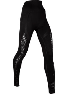 Legging de sport sculptant sans coutures, niveau 1, bpc bonprix collection