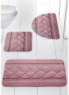 Parure de salle de bain à mémoire de forme, bpc living bonprix collection