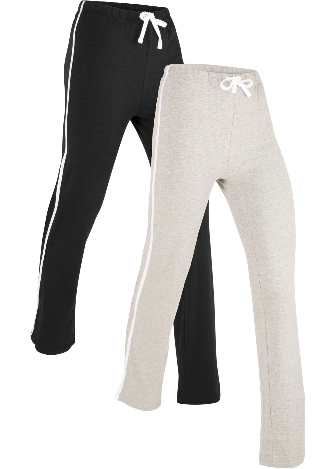 Lot de 2 pantalons de jogging