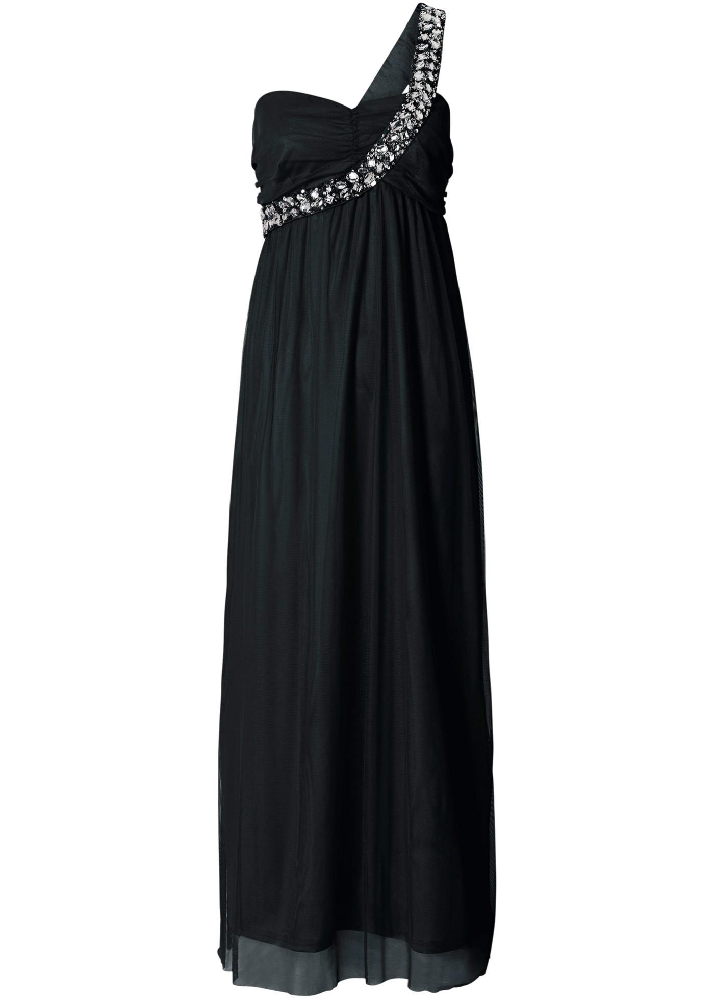 robe longue a bretelle jusqu 77 pureshopping. Black Bedroom Furniture Sets. Home Design Ideas