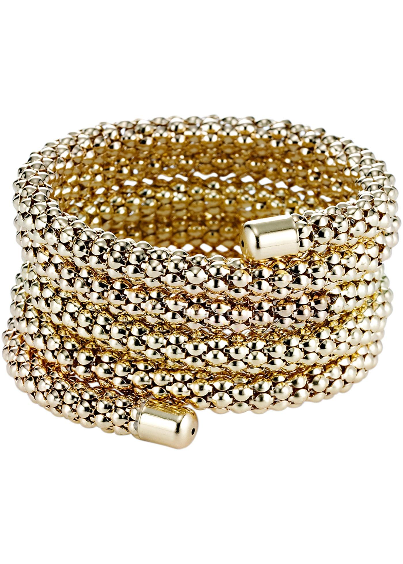 Ce bracelet raffiné fera son petit effet autour de tous les poignets ! Dim. env. 114 cm.