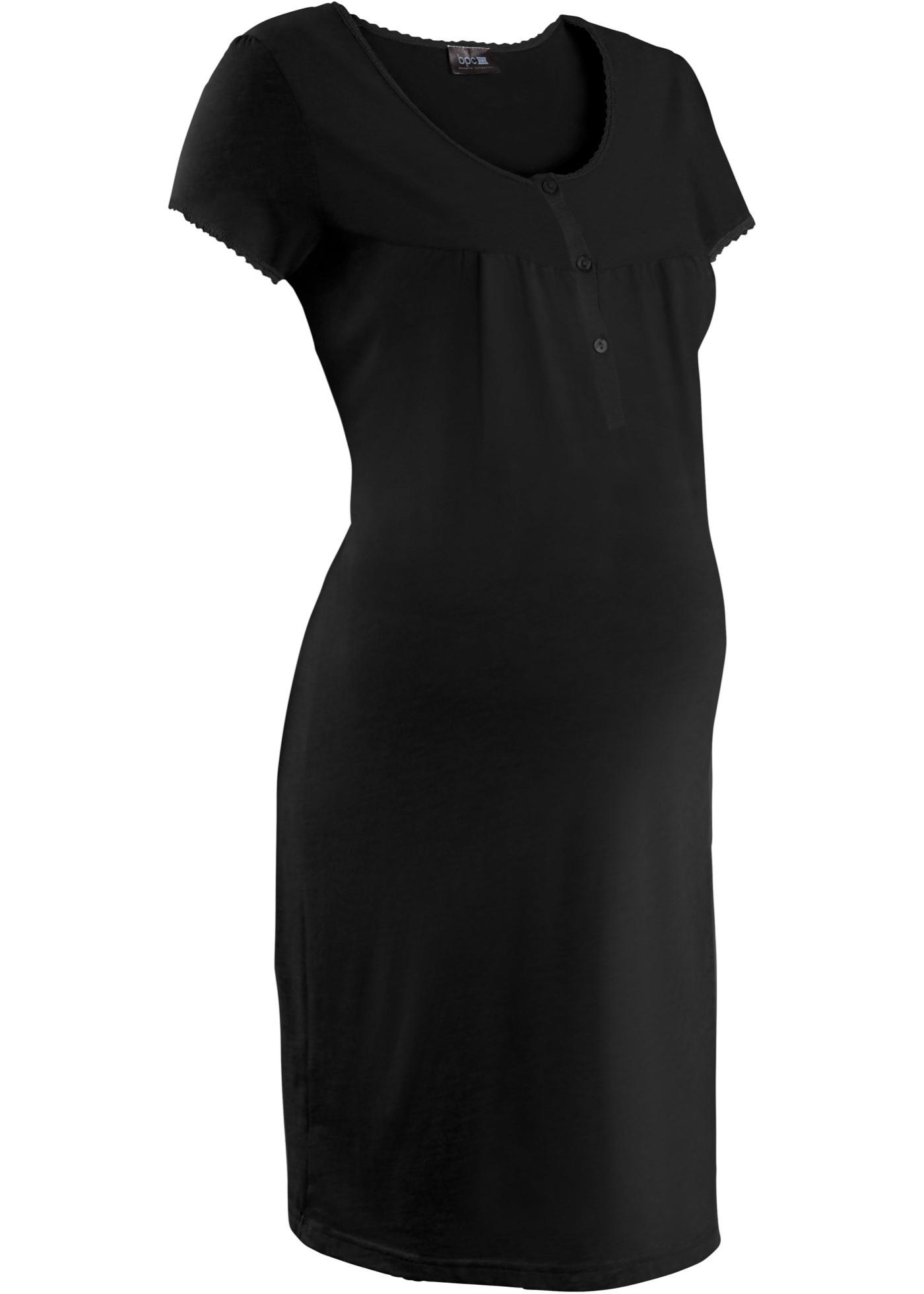 Chemise de nuit de grossesse